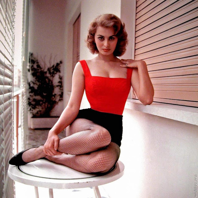 Sophia Loren in the 1950s-60s (11)