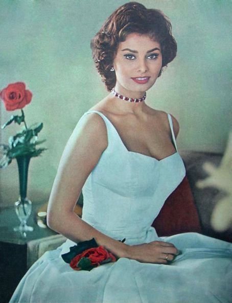 Sophia Loren in the 1950s-60s (28)