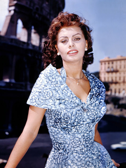 Sophia Loren in the 1950s-60s (9)