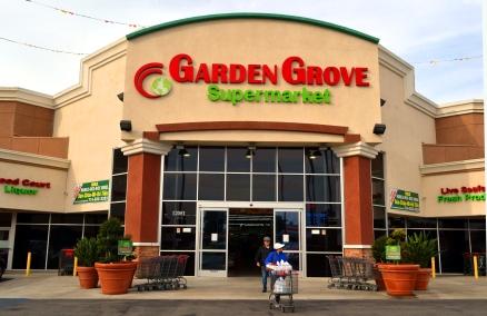 Garden Grove super market