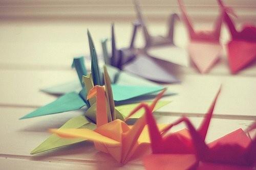sadako and the thousand paper crane