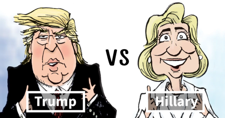 hillary-clinton-vs-donald-trump-cartoon-joe-heller-fb