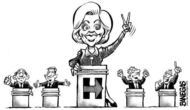 hillary_clinton_debate__dario_banegas