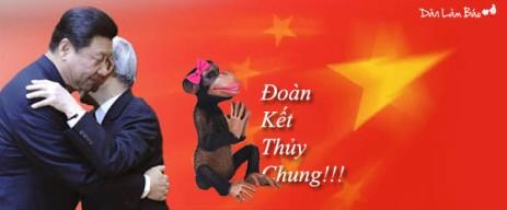 doanketthuychung-danlambao