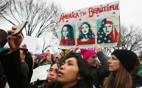 <> on January 21, 2017 in Washington, DC.